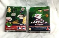 RARE OYO Sports Figure Boston Red Sox Wally Green Monster Mascot Gen 1 Series 1