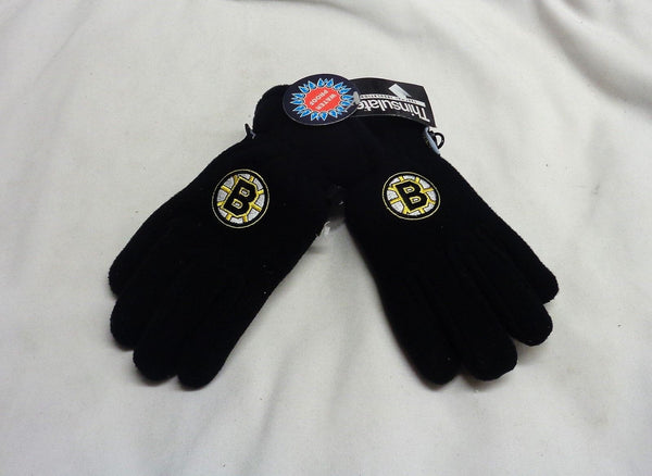 NEW Boston Bruins Childrens Kids Toddlers Fleece Gloves FREESHIP