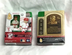 NEW Cincinnati Reds Hall of Fame HOF Johnny Bench OYO Sports Figure FREESHP