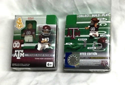 NCAA Texas A&M University Aggies Football OYO Sports Figure FREESHIP