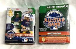 OYO Sports Figure 2013 Allstar Game New York Citi Field Dustin Pedroia Red Sox