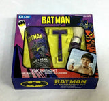 1991 DC Comics Batman Play Shaving Kit Set Shaving Cream Razor Boxed Sealed New