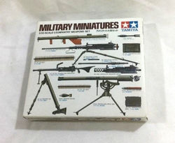 NEW Tamiya WWII US Infantry Weapons Model Kit 1/35 Scale Army Marines FREESHIP