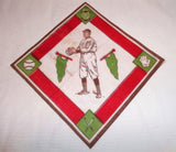 Vintage 1914 B18 Blankets Washington Senators Dan Moeller Green Pennants Infield