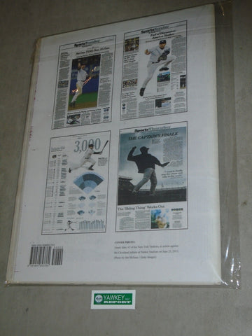 New York Times Collection Yankees Derek Jeter Highlinhts Newpaper Covers SEALED
