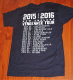 Championship Ring New England Patriots Vengeance Tour T Shirt Mens Large