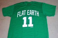 Boston Kyrie Irving Flat Earth #11 T Shirt Size XXXLarge 3XL Celtics Garden
