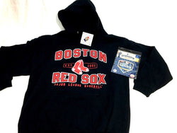 Boston Red Sox Hoodie Hooded Sweatshirt Mens XLarge 2018 World Series Patch Lot