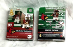 NCAA University of Louisville Cardinals Football OYO Sports Figure FREESHIP