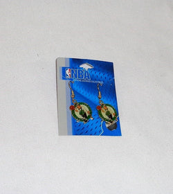 New NBA Boston Celtics Earrings Pair J Hook Type Garden Causeway St FREESHIP