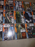 NEW Star Wars Complete Set of 25 Fathead 5x7 Vinyl Decal Wall Graphic FREESHP