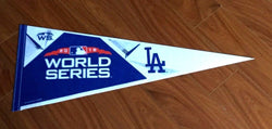 2018 World Series NL Champions Los Angeles Dodgers Pennant FREESHIP
