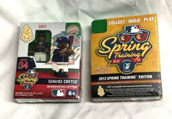OYO Sports Figure 2013 Spring Training Generation 2 Boston Red Sox David Ortiz