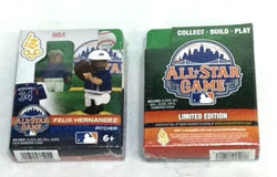 OYO Sports Figure 2013 Allstar Game New York Citi Field Felix Hernandez Mariners