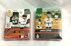OYO Sports Figure Generation 1 Baltimore Orioles Nick Markakis FREESHIP