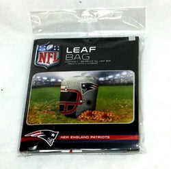NFL New England Patriots Stuff A Helmet Leaf Lawn Yard Bag Landscaping FREESHIP