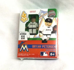 OYO Sports Figure Generation 1 Miami Marlins Bryan Petersen FREESHIPPING
