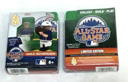 OYO Sports Figure 2013 Allstar Game New York Citi Field Max Scherzer Tigers