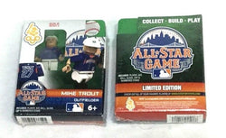 OYO Sports Figure 2013 Allstar Game New York Citi Field Mike Trout Angels