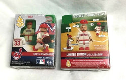 OYO Sports Figure Generation 2 Series 1 Cleveland Indians Nick Swisher FREESHIP