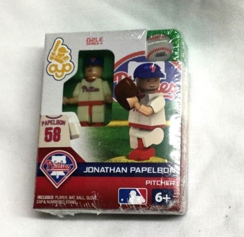 OYO Sports Figure Generation 2 Series 4 Philadelphia Phillies Jonathan Papelbon