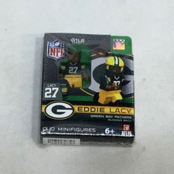 OYO Sports Figure Generation 1 Series 1 NFL Green Bay Packers Eddie Lacy