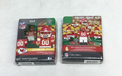 OYO Sports Figure Gen 1 Series 1 Kansas City Chiefs Fan Season Ticket Holder