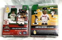OYO Sports Figure Generation 2 New Britain Rock Cats Minor League Baseball