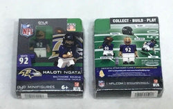 OYO Sports Figure Generation 1 Series 1 NFL Baltimore Ravens Haloti Ngata