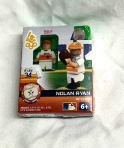 NEW Houston Astros Hall of Fame HOF Nolan Ryan OYO Sports Figure FREESHIP