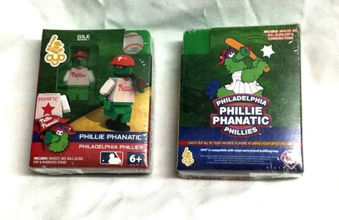 OYO Sports Figure Philadelphia Phillies Phanatic Mascot Gen 1 Series 1 FREESHIP