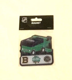 2019 Winter Classic Zamboni Magnet Chicago Blackhawks Boston Bruins Notre Dame