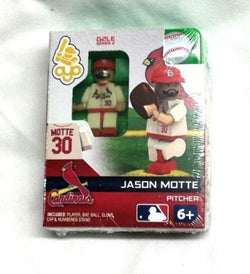 OYO Sports Figure Generation 2 Series 2 St Louis Cardinals Jason Motte FREESHIP