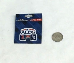 0f4ce8fbd 2018 ALDS Division Series Duel Pin Boston Red Sox New York Yankees FREESHIP