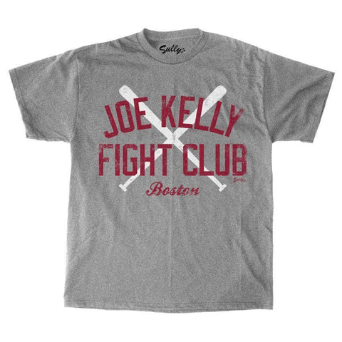 Boston Red Sox New York Yankees Rivalry Joe Kelly Fight Club T Shirt XXLarge