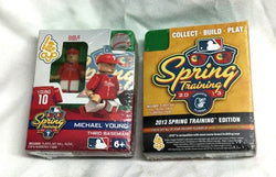 OYO Sports Figure 2013 Spring Training Gen 2 Philadelphia Phillies Michael Young
