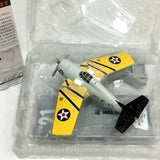 NEW 1997 Gearbox WWII 1941 F4F-3 Wildcat 1/43 Diecast USS Wasp 1:32 Scale Boxed