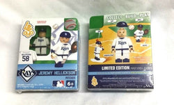 OYO Sports Figure Generation 1 Tampa Bay Rays Jeremy Hellickson FREESHIP