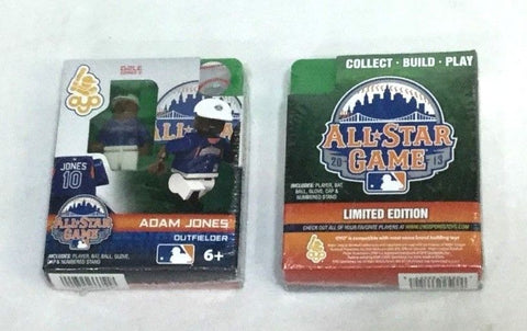 OYO Sports Figure 2013 Allstar Game New York Citi Field Adam Jones Orioles