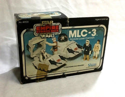 1981 Star Wars ESB Empire Strikes Back MLC-3 Mini Rig Boxed Complete Insert