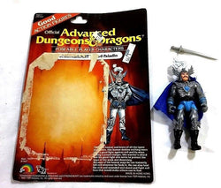 1983 LJN Advanced Dungeons And Dragons StrongHeart Figure Complete Cardback