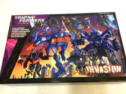 Hasbro Transformers BotCon 2012 Invasion Shattered Glass Box Set Complete