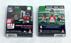 OYO Sports Figure Generation 1 Series 1 NFL New York Giants David Wilson