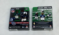 OYO Sports Figure Generation 1 Series 1 NFL Tennessee Titans Kenny Britt
