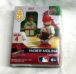 OYO Sports Figure Generation 2 Series 5 St Louis Cardinals Yadier Molina