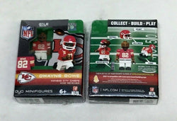 OYO Sports Figure Generation 1 Series 1 NFL Kansas City Chiefs Dwayne Bowe