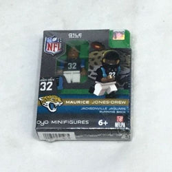 OYO Sports Figure Gen 1 Series 2 Jacksonville Jaguars Maurice Jones Drew