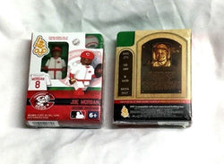 NEW Cincinnati Reds Hall of Fame HOF Joe Morgan OYO Action Figure FREESHP