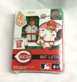 OYO Sports Figure Generation 1 Cincinnati Reds Mat Latos FREESHIPPING