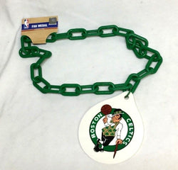 NBA Boston Celtics Fan Medallion Medal Necklace Chain Hip Hop Pendant FREESHIP